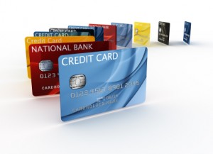 Credit Cards and Debit Cards are replacing Cash